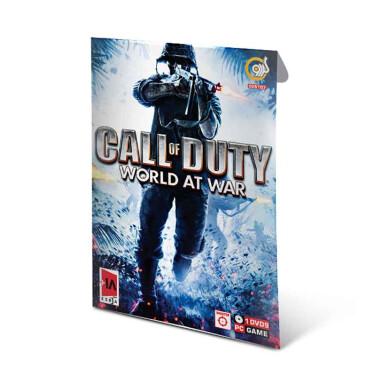 بازیCALL OF DUTY WORLD AT WAR CALL OF DUTY WORLD AT WAR