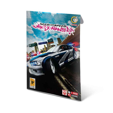 بازیNeed for Speed  Most Wanted Need for Speed  Most Wanted