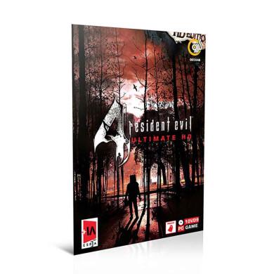 بازیResident Evil 4  Ultimate HD Resident Evil 4  Ultimate HD