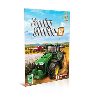 بازیFarming Simulator 19 Enhesari PC Farming Simulator 19 Enhesari PC