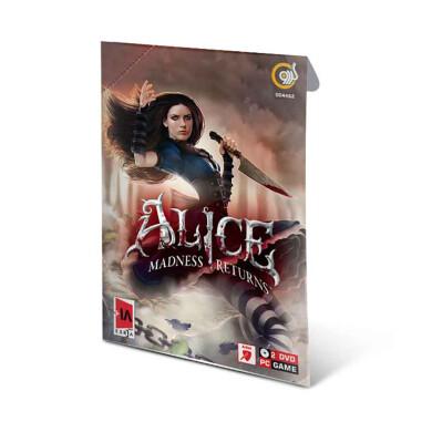 بازیAlice: Madness Returns Alice: Madness Returns