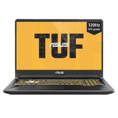 لپ تاپ 17 اینچی ایسوس مدل TUF GAMING FX705DT Asus TUF GAMING FX705DT 17-inch laptop