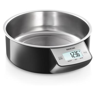 ترازوی اشپزخانه سنکور مدل SKS 4030BK Sankor kitchen scale model SKS 4030BK