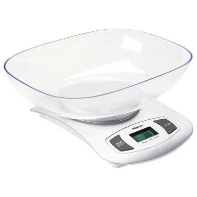 ترازوی اشپزخانه سنکور مدل sks 4001wh Sankor kitchen scale model sks 4001wh