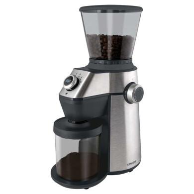 آسیاب قهوه برقی سنکور مدل SCG 6050SS Sankor electric coffee grinder model SCG 6050SS