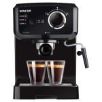 اسپرسو ساز سنکور مدل SES 1710BK sencor espresso machine model SES 1710BK
