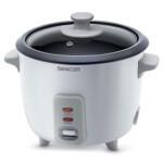 پلوپز سنکور مدل SRM0600WH Sencor SRM0600WH Rice Cooker