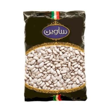 لوبیا سفید ممتاز ساوین Savin Premium White Beans