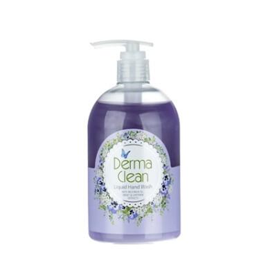 مایع دستشویی صدفی ویولا و لاوندر درماکلین Viola and Lavender Dermaclean  oyster bath liquid