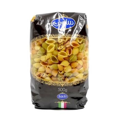 ماکارونی سبزیجات شلز ساوین Shelz Savin Vegetable Pasta