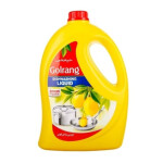 مایع ظرفشویی با رایحه لیمو گلرنگ Dishwashing liquid with safflower lemon scent