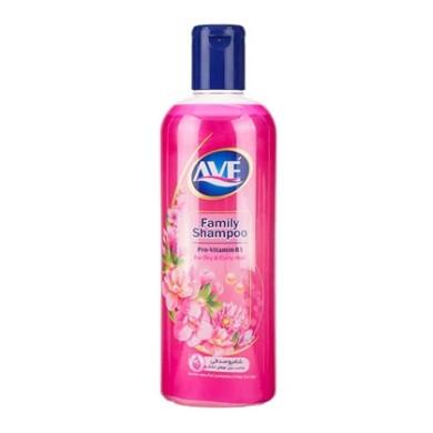 شامپو صدفی حاوی پرو ویتامین B5 مناسب موهای خشک اوه Oyster shampoo containing pro-vitamin B5 is suitable for dry hair