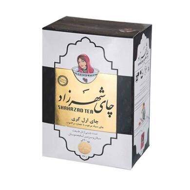 چای ارل گری مشکی شهرزاد Shahrzad Earl Gray Black Tea