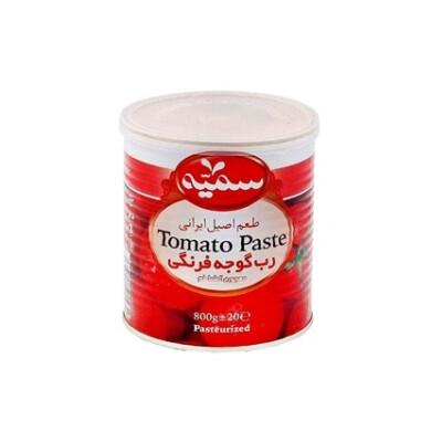 رب گوجه فرنگی آسان باز شو سمیه Somayeh Tomato Paste