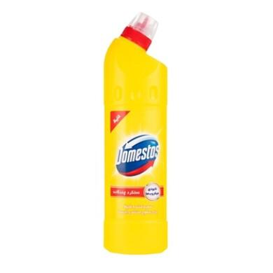 سفیدکننده غلیظ با رایحه لیمو دامستوس Domestos Lemon Fresh Surface Bleach