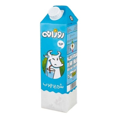 شیر پر چرب 3 درصد روزانه Rouzaneh Full Fat Milk
