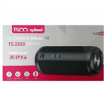 اسپیکر بلوتوث قابل حمل تسکو مدل TS 2303 Tesco TS 2303 Portable Bluetooth Speaker