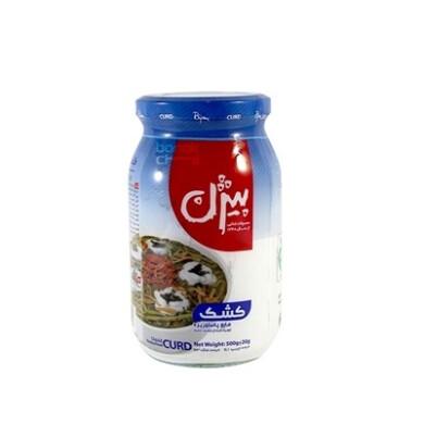 کشک مایع پاستوریزه شیشه ای بیژن Bijan Glass Liquid Pasteurized Curd