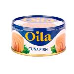 کنسرو تن ماهی در روغن سویا اویلا Oila Tuna Fish In Soybean Oil