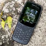 گوشی موبایل نوکیا مدل 2018 106 دو سیم کارت Nokia 106 2018 Dual SIM Mobile Phone