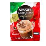 کاپوچینو ایتالیانو به همراه پودر مخلوط کاکائو نسکافه Nescafe Cappuccino Italiano With Cocoa Powder Mixed