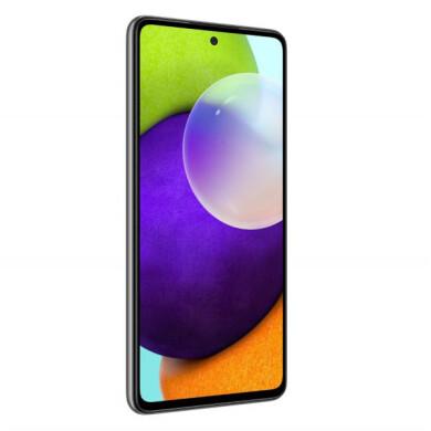 گوشی موبایل سامسونگ مدل Galaxy A52 دو سیم کارت با ظرفیت 128 گیگابایت با 8 گیگابایت رم Samsung Galaxy A52 dual SIM mobile phone with a capacity of 128 GB with 8 GB of RAM