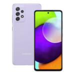 گوشی موبایل سامسونگ مدل Galaxy A52 دو سیم کارت با ظرفیت 256 گیگابایت با 8 گیگابایت رم Samsung Galaxy A52 dual SIM mobile phone with a capacity of 256 GB with 8 GB of RAM