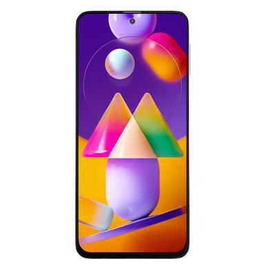 گوشی موبایل سامسونگ مدل Galaxy M31s SM-M317F/DSN دو سیم کارت ظرفیت 128گیگابایت با رم 6 گیگابایت   Samsung Galaxy M31s SM-M317F / DSN dual SIM card with a capacity of 128 GB with 6 GB of RAM