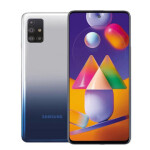 گوشی موبایل سامسونگ مدل Galaxy M31s SM-M317F/DSN دو سیم کارت ظرفیت 128گیگابایت با رم 8 گیگابایت   Samsung Galaxy M31s SM-M317F / DSN dual SIM card with 128 GB capacity and 8 GB RAM