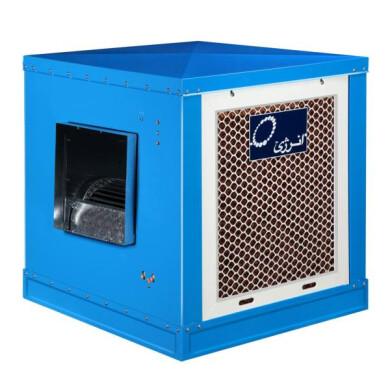 کولر تبخیری سلولزی انرژی مدل EC0350 هوادهی از بغل Energy EC0350 Evaporative Cooler Side Flow