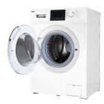 ماشین لباسشویی تی سی ال مدل M72 AWBL ظرفیت 8 کیلوگرم TCL washing machine model M72 AWBL capacity 8 kg