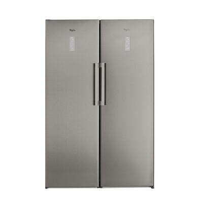 یخچال فریزر دوقلو ویرپول مدل UW8 F2D XBI EX & SW8 AM2 D XR EX Whirlpool Twin Freezer Refrigerator Model UW8 F2D XBI EX & SW8 AM2 D XR EX