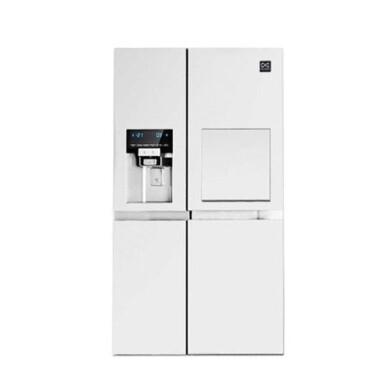 یخچال فریزر ساید بای ساید دوو مدل Daewoo Prime 2 Doors Junior D2S-3133 Daewoo Prime 2 Doors Junior D2S-3133 Side by Side Freezer Refrigerator