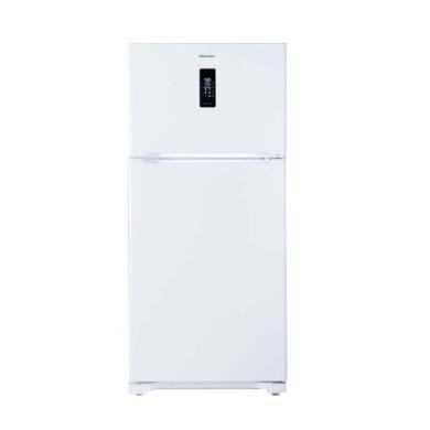 یخچال فریزر فریزر بالا هیمالیا مدل تی ام اف 850 اکونومی Refrigerator Freezer Freezer Himalayan Model TMF 850 economy