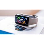 مچ بند هوشمند آنر مدل Band 6 NFC The Honor Band 6 NFC Smart Wristband
