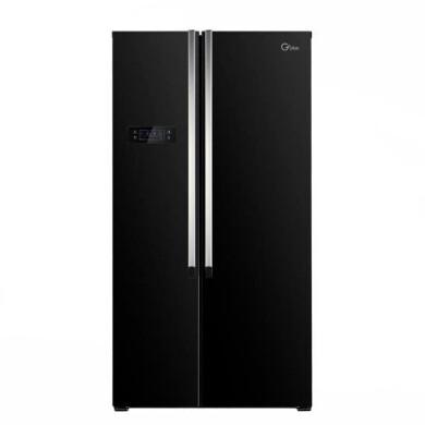 یخچال و فریزر ساید بای ساید جی پلاس مدل GSS-K716BG Gplus GSS-K716BG Side By Side Refrigerator