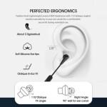 هدفون بلوتوثی لنوو مدل HE01 Lenovo HE01 Bluetooth Headphones