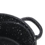 قابلمه چدنی نالینو مدل فلتی Fleti سایز 12 Nalino cast iron pot, Fleti model, size 12