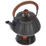 قوری چدنی نالینو مدل fiorella فیورلا Nalino cast iron teapot model fiorella fiorella