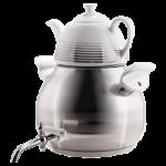 ست کتری استیل و قوری نالینو Atrina Atrina stainless steel kettle and teapot set