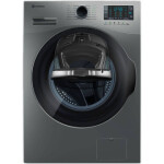 ماشین لباسشویی اسنوا مدل SWM-84608 ظرفیت ۸ کیلوگرم SNOWA washing machine model SWM-84608 capacity 8 kg