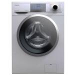 ماشین لباسشویی کاریزما 8 کیلویی نقره ای DWK-8102 Charisma washing machine 8 kg silver DWK-8102
