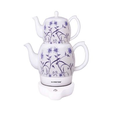 کتری قوری چینی طرح دار برقی هاردستون مدل TKO۳۳۰۰C Hardstone TKO۳۳۰۰C Tea Maker