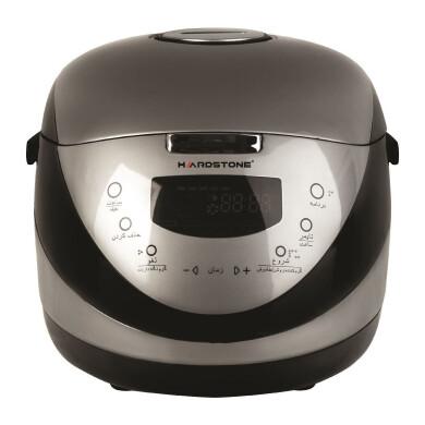 پلوپز هاردستون 10 کاره مدل RCP1891 Hardstone 10-function rice cooker model RCP1891