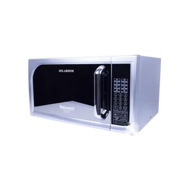 ماکروویو 38 لیتر سولاردام دلمونتی Delmonti dl 510 Microwave 38 liter Solardam Delmonti Delmonti dl 510