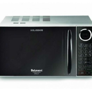 مایکروویو 34 لیتر سولاردم دلمونتی مدل DL-720 Microwave 34 liter Solardem Delmonte model DL-720