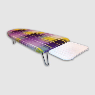 میز اتو نشسته یونیک کد 7020 Unique sitting ironing table code 7020