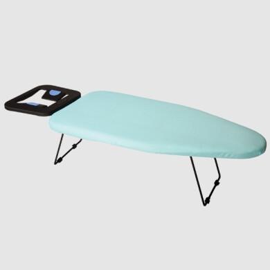 میز اتو نشسته فلزی صادراتی یونیک کد 7080 Unique metal sitting ironing table export code 7080