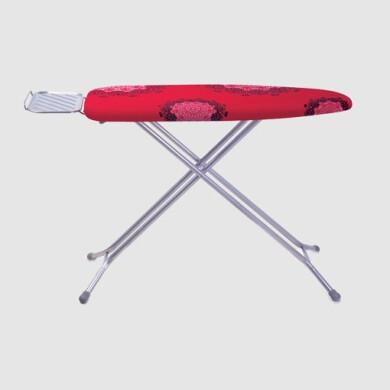 میز اتو ایستاده پریزدار یونیک کد 7060 Unique standing ironing table with code 7060