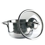 قابلمه استیل سایز 22 یونیک کد 9926 Steel pot size 22 unique code 9926